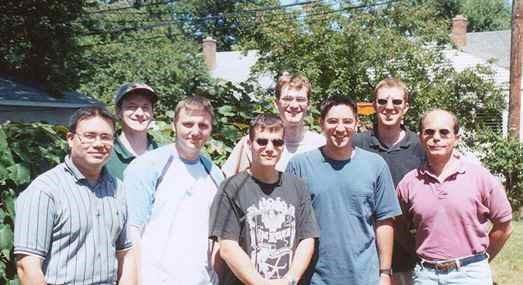 30 summer lab 2001